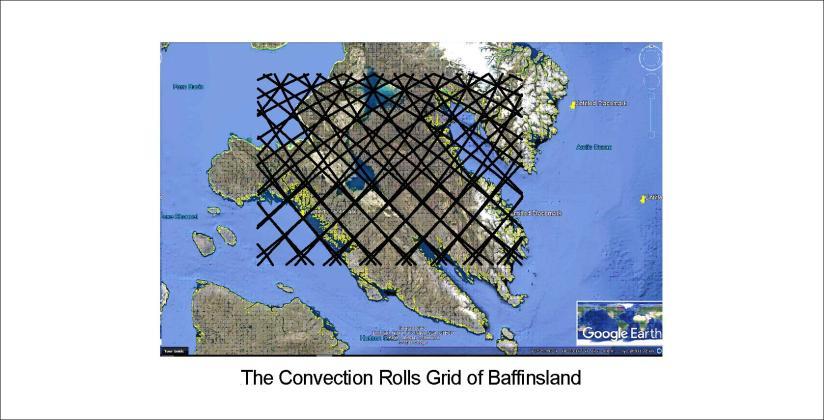 Iceland and Southern Baffinsland