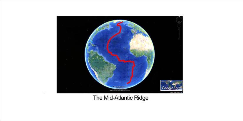 The Mid-Atlantic Ridge
